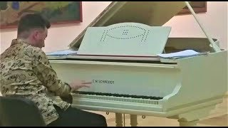 Полет шмеля Буги-Вуги. пианист Олег Переверзев