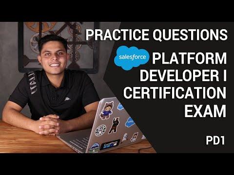 Practice Test and Questions for Salesforce Platform Developer 1 ...