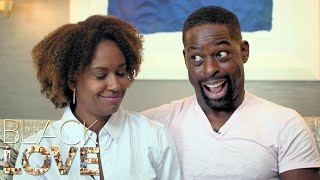 """Sterling K. Brown: Dealing with My Mother-in-Law Has Been """"Tough"""" 
