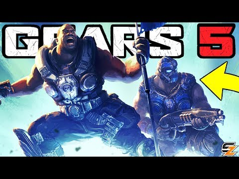 GEARS 5 News - Operation 3 Content Teased! New GRIDIRON Mode, Cole & Clayton Carmine Characters!