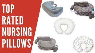 Best Nursing Pillow of 2020 - Breastfeeding Pillows