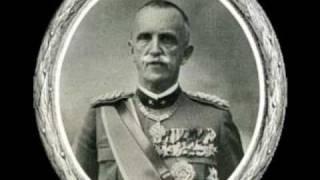 Vittorio Emanuele III King of Italy