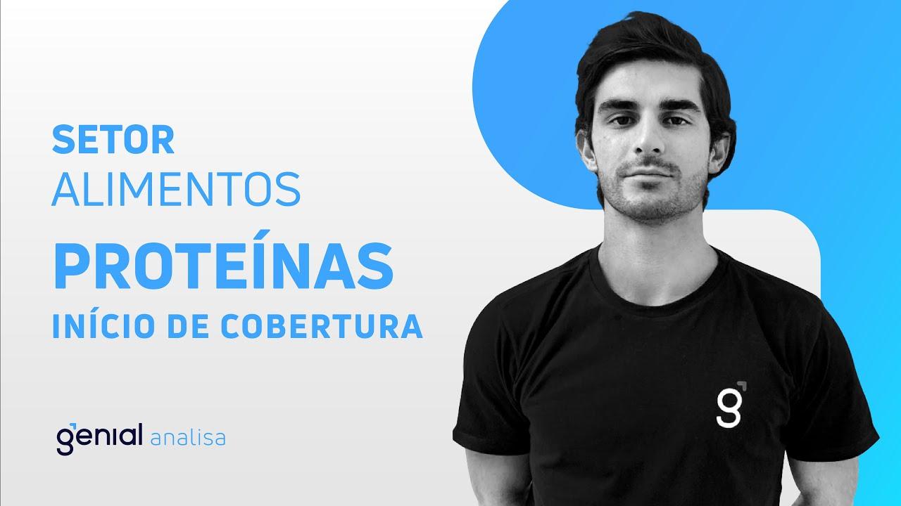 Thumbnail do vídeo: Início de Cobertura – Setor de Proteínas // Adriano Castro