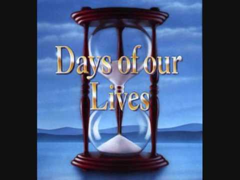 Days of our Lives - German Soundtrack Version - Adrienne & Justin Theme