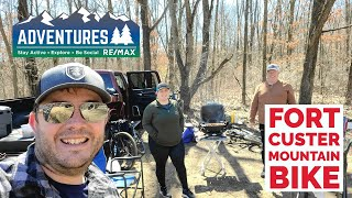 Fort Custer Trail Review