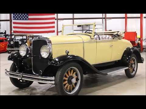 Video of '30 CK Roadster - M7QE