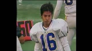 関西学生アメリカンフットボール01関西学院大学対立命館大学④