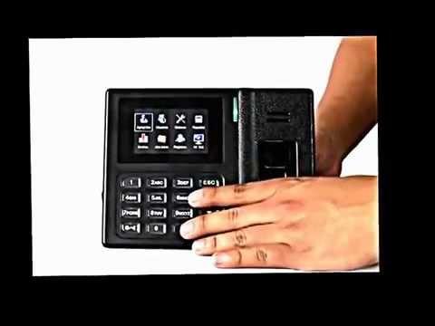 Equipo Biometrico ZK TECO H5, Control de Asistencia, ID CONSULTANTS