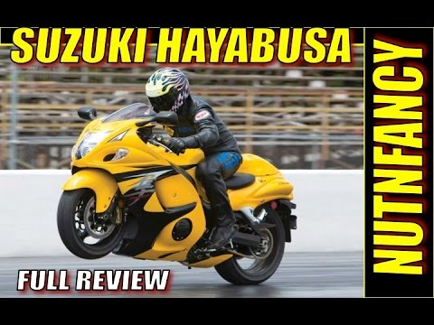 Review of Suzuki Hayabusa: Fastest Production Bike
