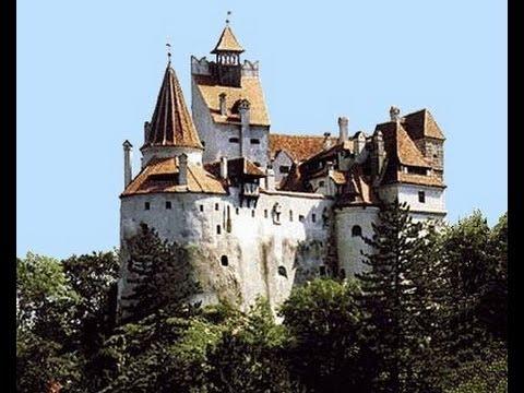 Dracula's castle Bran. Romania