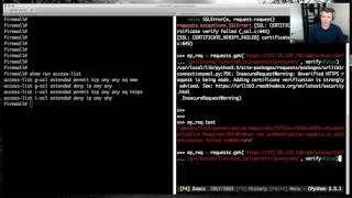 Network Automate - 04  Using Netmiko - Thủ thuật máy tính