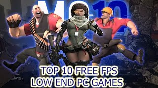 Top 10 Free FPS Games on PC 2017