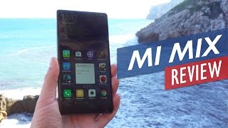 Xiaomi Mi Mix Review (Full Detailed Review)