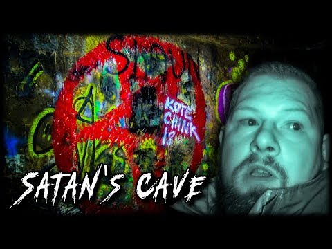 Paranormal Investigators Only Last Two Hours In Satan's Cave