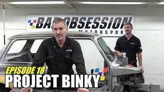 Project Binky - Episode 18 - Austin Mini GT-Four - Turbocharged 4WD Mini