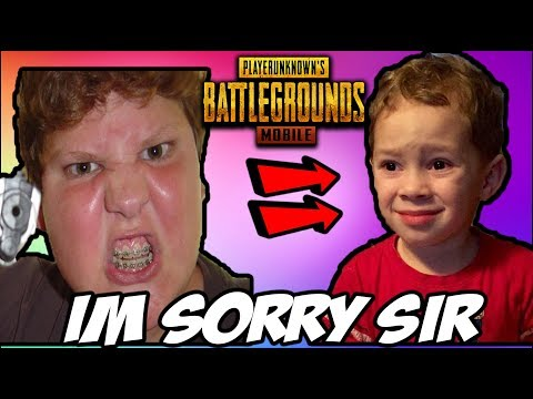 I TAUGHT THESE KIDS A LESSON AND MADE THEM CONFUSED WITH MY VOICE | PUBGM TROLLING