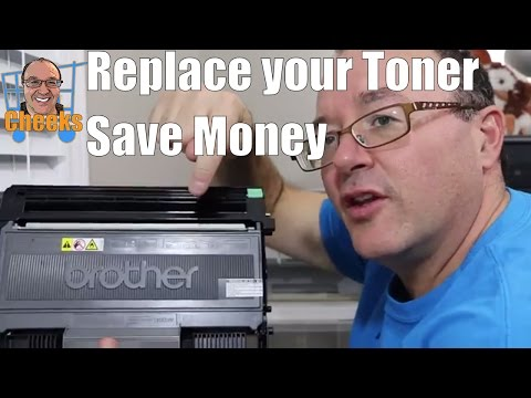 Brother DCP 7030 Toner Replacement: How to Save Money On Printer Cartridges