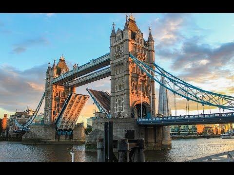 برطانیہ - لندن 4K ویڈیو .. یورپ کا سب سے بڑا