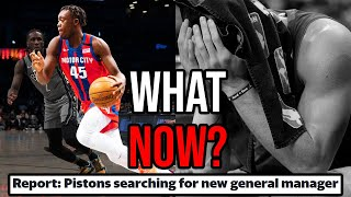 The Detroit Pistons Are The Toughest Rebuild In The NBA Right Now...