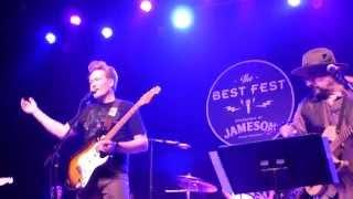 "Conan O'Brien - ""Old Brown Shoe"" - Georgefest 9/28/2014"