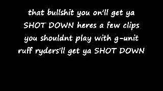Shot Down DMX featuring 50 Cent & Styles P Grand Champ (Lyrics)