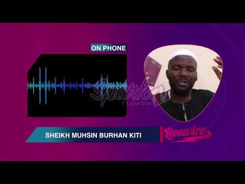 Sheikh Muhsin says Sheikh Muto is to blame not Kenzo