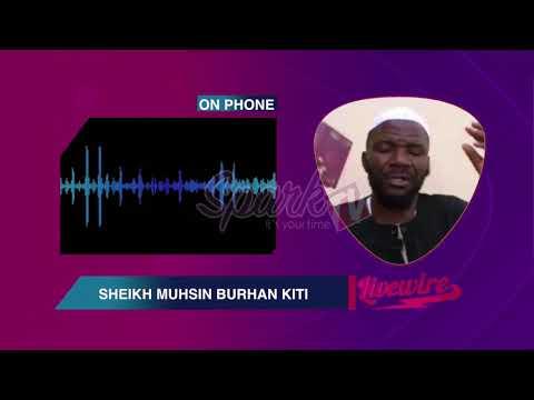Sheikh Muhsin says Sheikh Muto is to blame not Kenzo
