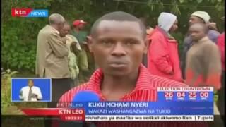 Kuku mchawi Nyeri anahusishwa na zambiko za uganga