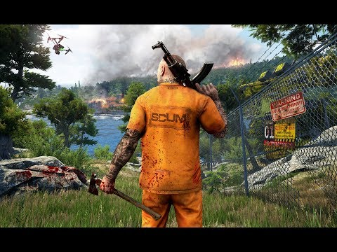 SCUM Enters Early Access - Take a Tour of SCUM Island