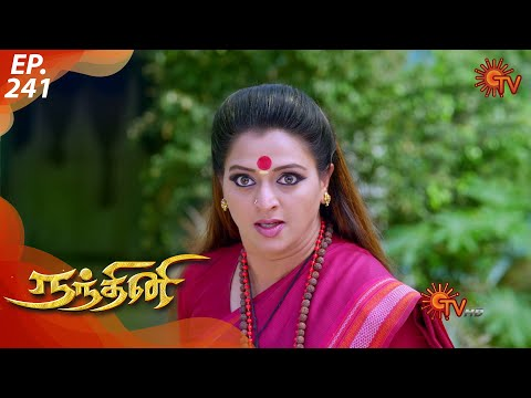 Nandhini - நந்தினி | Episode 241 | Sun TV Serial | Super Hit Tamil Serial