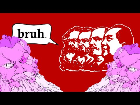 Vaush Is So F***ing Wrong About, Well, Everything But Specifically Marx & Lenin