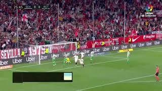Sevilla 3-2 Betis (Resumen)