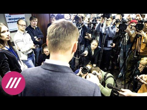"""Федеральные СМИ перестали бояться произносить """"Навальный"""". Реакция ГосСМИ на отравление Навального"""
