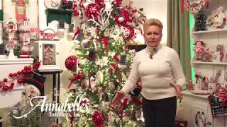 Christmas Tree Topper Tips From Annabelle