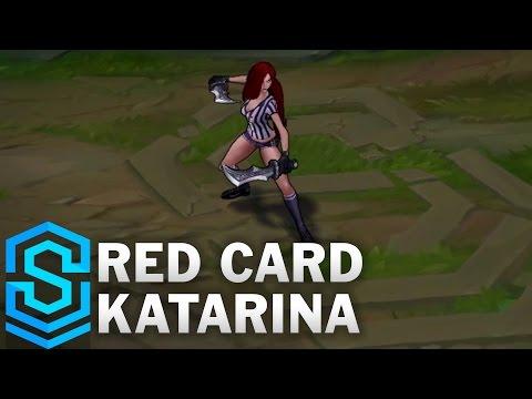 Katarina Trọng Tài
