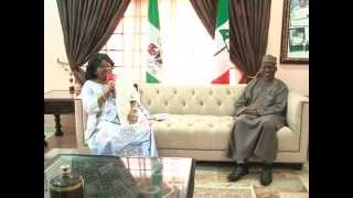 First Lady Condoles Kogi State Governor