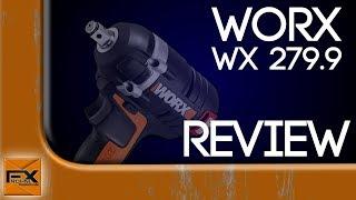 Review WORX WX279.9 Schlagschrauber und kurze News über die Fräse und den Leimboy