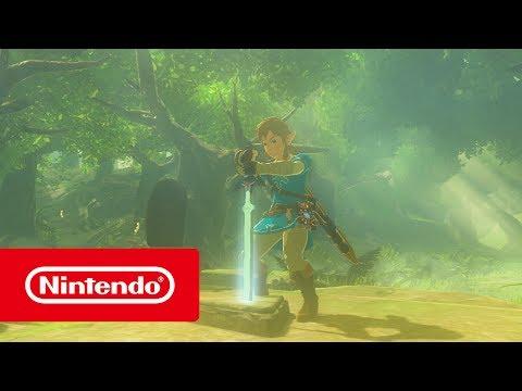 Trailer - The Legend of Zelda : Breath of the Wild
