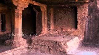 Ajanta Cave No. 25, Aurangabad
