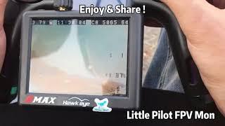 Enjoy Share Hawkeye FPV Monitor
