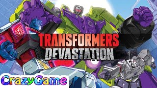 Transformer 2015 Devastation Complete Game Walkthrough 2 Hour - Game for Children