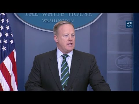 3/9/17: White House Press Briefing