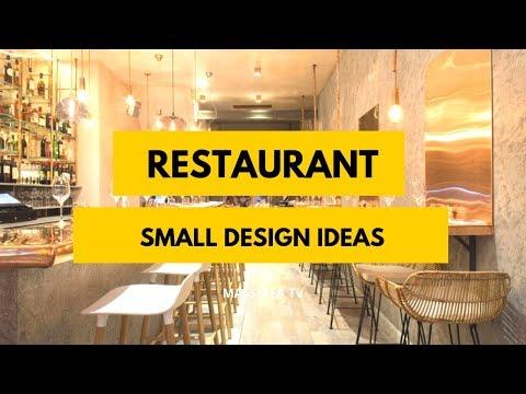 , title : '70+ Amazing Small Restaurant Design Ideas We love!