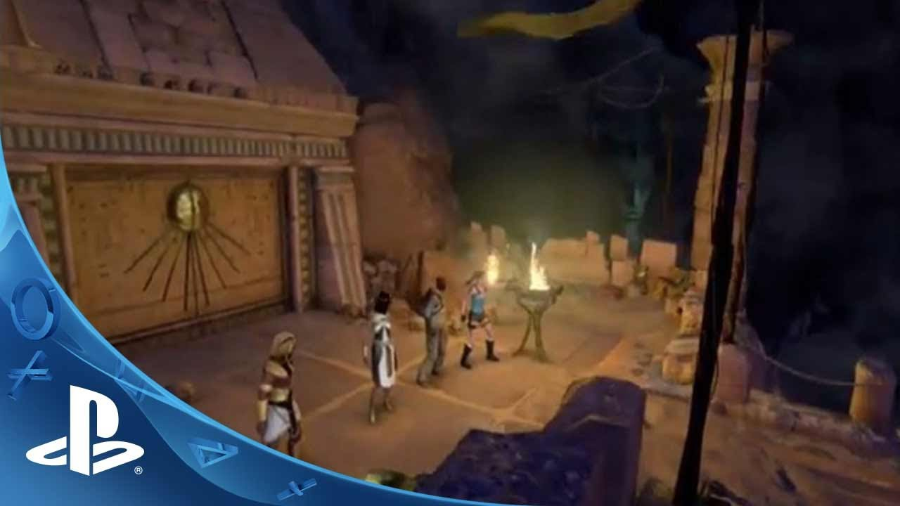 Lara Croft and the Temple of Osiris Detailed