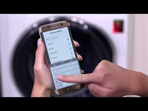 Samsung AddWash: Steuerung mit Smart Control