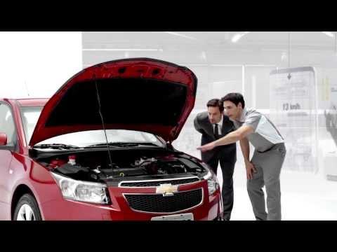 Descubra a Troca de Óleo Chevrolet