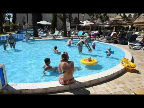 Video , Hotel Riadh Palms in Sousse