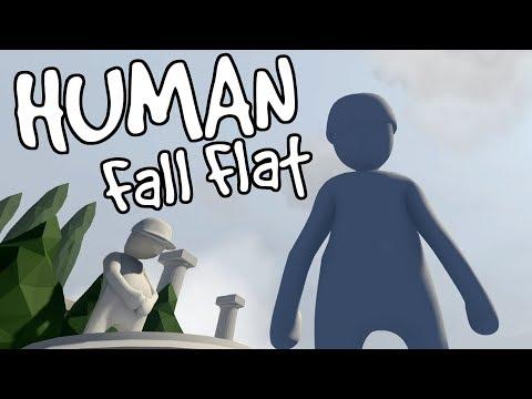 JSEM GUMÁK! - Human Fall Flat #1