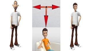 Как сделать человека худее в фотошопе
