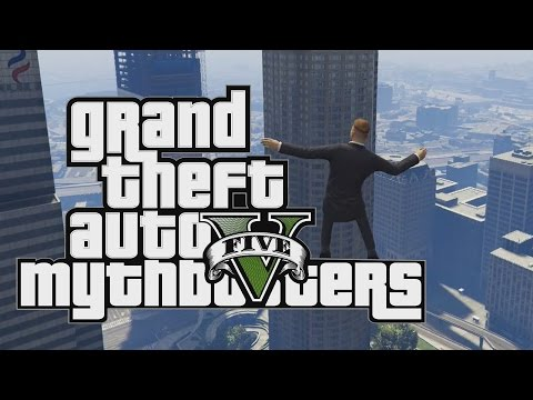 Flying Jetskis And Other New GTA V Myths
